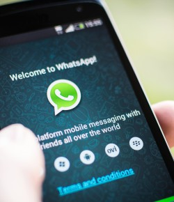 WHATSAPP: 3 KREATIVE MARKETING-KAMPAGNEN