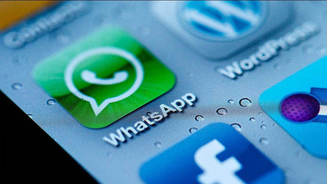 Facebook will buy instant-messaging giant WhatsApp for $16 billion. (Photo by Sam Azgor/Flickr)