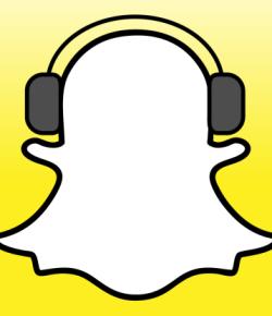 Snapchat in Verbindung mit Musik Apps nutzen